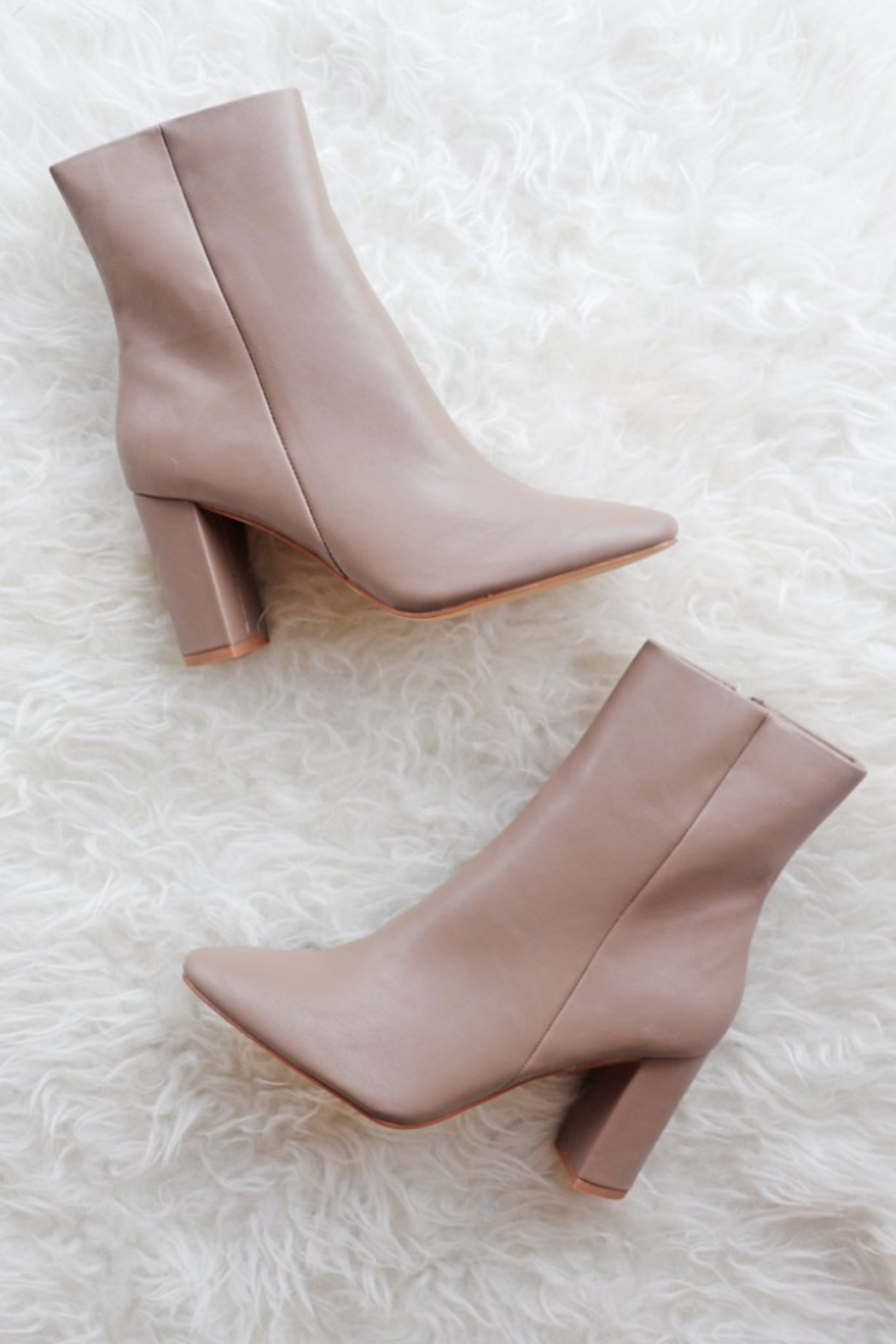 Novo Hollie Ankle Booties - Main Image