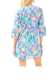 Lilly Pulitzer Hollie Tunic Dress - Front full body