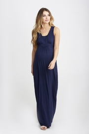 NOM Maternity Hollis Maternity Dress - Product Mini Image
