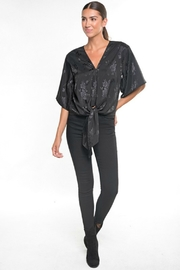 Lovestitch HOLLY DAYZ BLOUSE - Front cropped