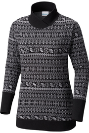 Columbia Sportswear Holly-Peak Jacquard Sweater - Front cropped