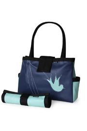 Holly Aiken Vegan Diaper Tote - Front cropped