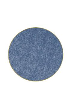 Shoptiques Product: Round Placemat-Navy Modern