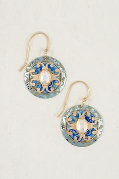 Shoptiques Product: Round Earrings