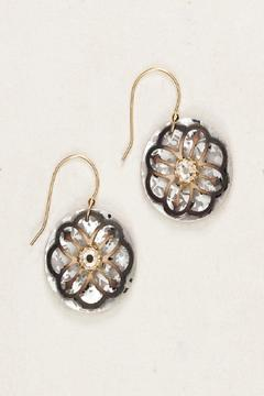 Holly Yashi Sterling Swarovski Earrings - Alternate List Image
