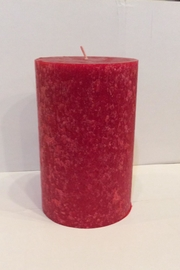 Root Candle Hollybery 4x6 - Front cropped