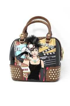 Shoptiques Product: Hollywood Star Dome-Bag