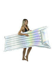 Pool Candy Holographic Deluxe Pool Raft - Product Mini Image