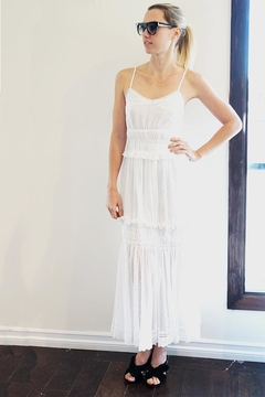 Holy Caftan Tulle Maxi Dress - Product List Image