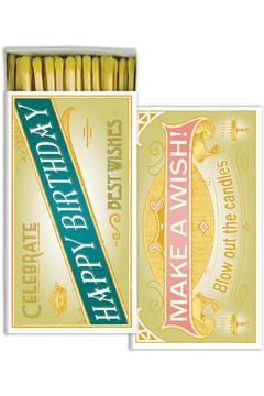 Shoptiques Product: Happy Birthday Matches