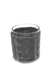 Homart Sweater Votive Pewter - Product Mini Image