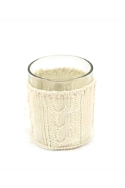 Homart Sweater Votive White - Product Mini Image
