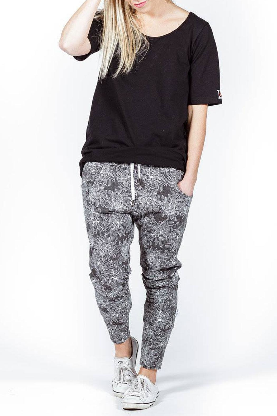 Home-lee Limited Flower Apartment Pant - Main Image