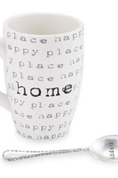 Mud Pie Home Mug Set - Product List Image
