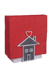 Lets Accessorize Home Napkin Holder - Front cropped