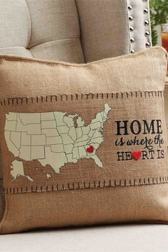 Mud Pie Home Pillow Wrap - Product List Image
