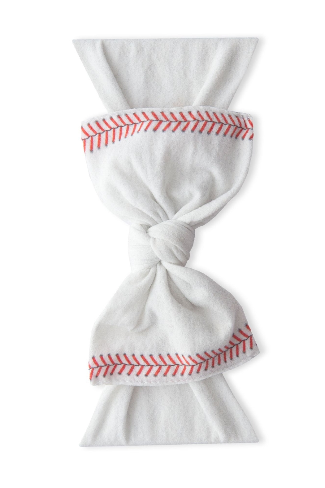 Baby Bling Home Run Printed Knot - Main Image