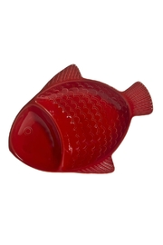 Home Essentials Divided Fish Plate - Product Mini Image