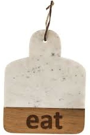 Home Essentials Marble Paddle Sayings - Front cropped