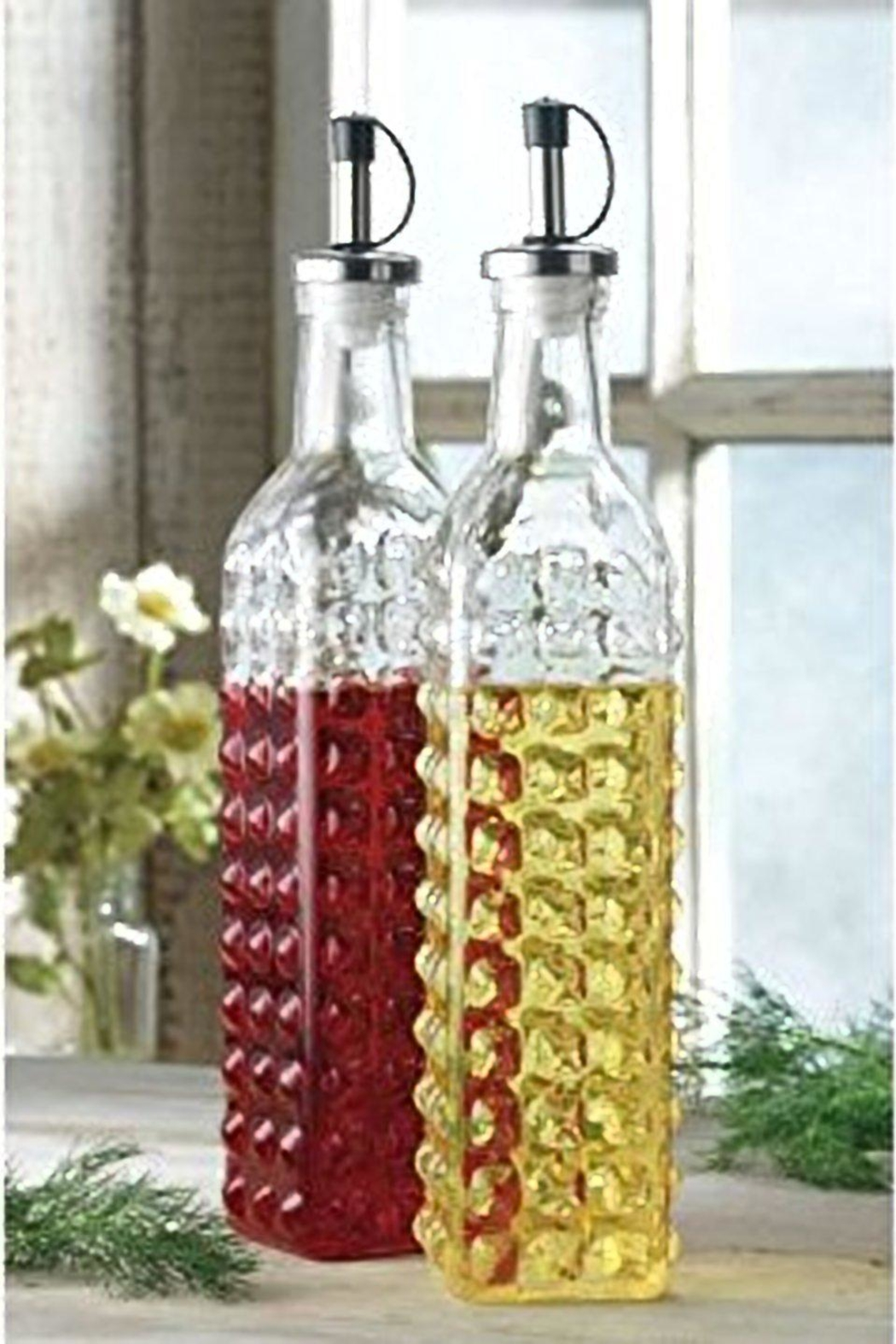 Home Essentials Oil Vinegar Set - Main Image