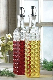 Home Essentials Oil Vinegar Set - Front cropped