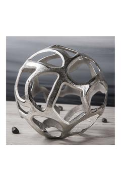 Shoptiques Product: Silver Sphere Ball