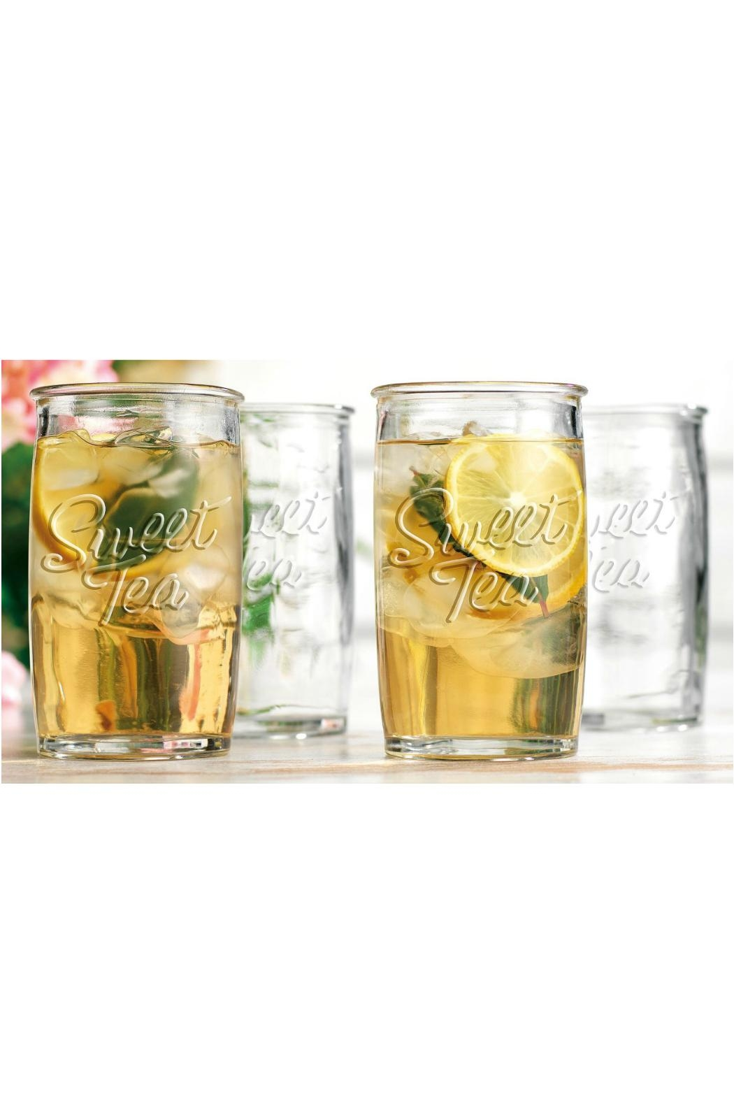 Home Essentials Sweet Tea Glasses from New York by Memory Lane ...