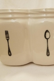 Home Essentials Utensil Mason Jar - Product Mini Image