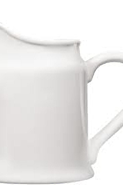Home Essentials White Messina Pitcher - Product List Image