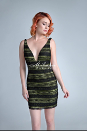 MIlano  Homecoming Dress - Product Mini Image
