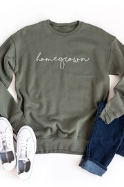 Crazy Cool Threads  Homegrown Sweatshirt - Product Mini Image