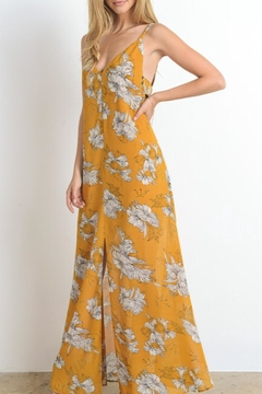 Hommage Beautiful Floral Print Maxi - Product List Image