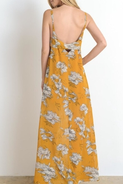 Hommage Beautiful Floral Print Maxi - Alternate List Image