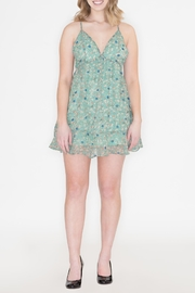 Hommage Boho Floral Dress - Product Mini Image