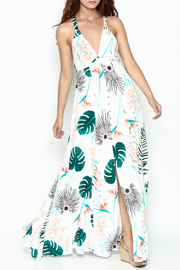 Hommage Floral Maxi Dress - Product Mini Image