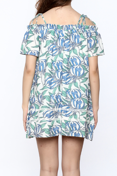 Hommage Floral Shift Dress - Alternate List Image