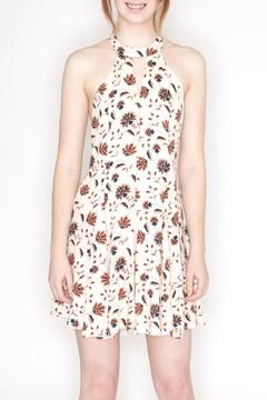 Hommage Floral Print Dress - Product List Image