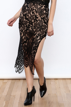 Shoptiques Product: Lace Maxi Skirt