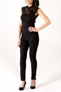 Shoptiques Product: Open Back Jumpsuit