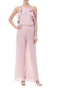 Shoptiques Product: Pink Jumpsuit