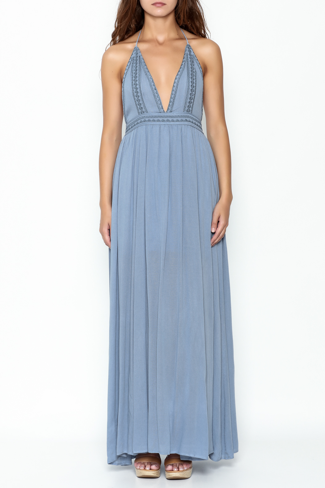 Hommage Skylar Maxi Dress - Main Image
