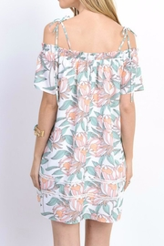 Hommage Sweet Floral Dress - Front full body