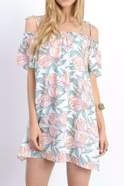 Hommage Sweet Floral Dress - Front cropped