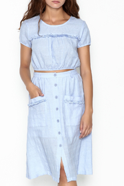 Hommage Tassel Top - Front cropped