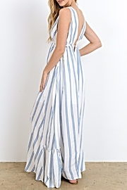 Hommage The Annbelle Maxi - Back cropped