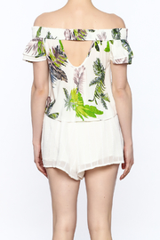 Hommage The Lauren Top - Back cropped