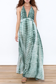 Hommage The Rayna Tie Dye Maxi - Product Mini Image