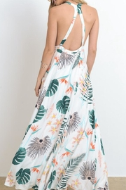 Hommage Tropical Boho Maxi - Side cropped
