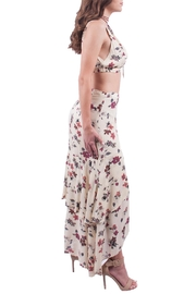 Hommage Two Piece Floral Set - Front full body