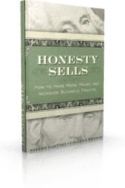 Steven Gaffney Company Honesty Sells - Front cropped